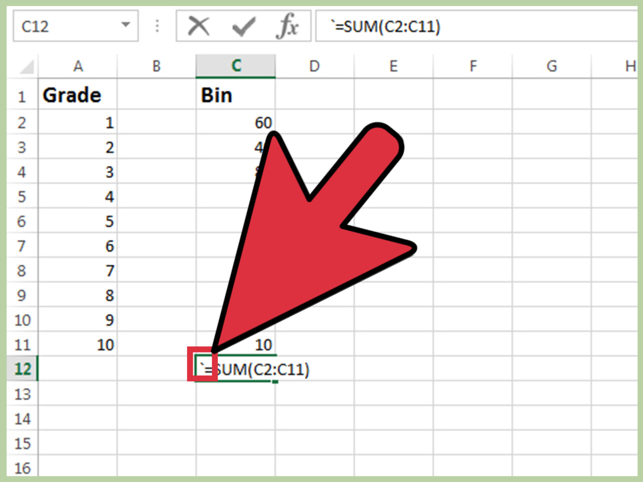 Opendocument Spreadsheet Format