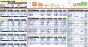online budget calculator spreadsheet