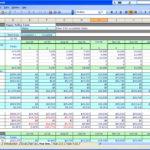 Personal Cash Flow Excel Template