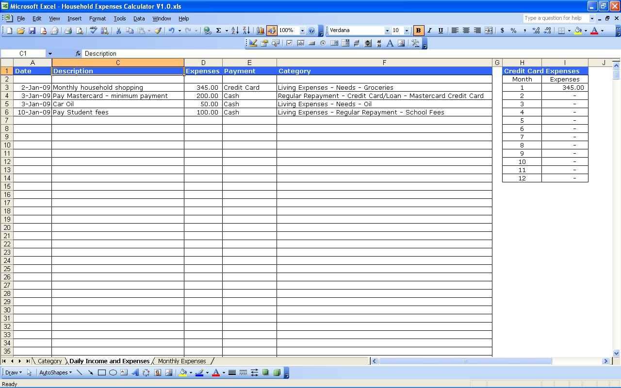 Rental Property Calculator Spreadsheet