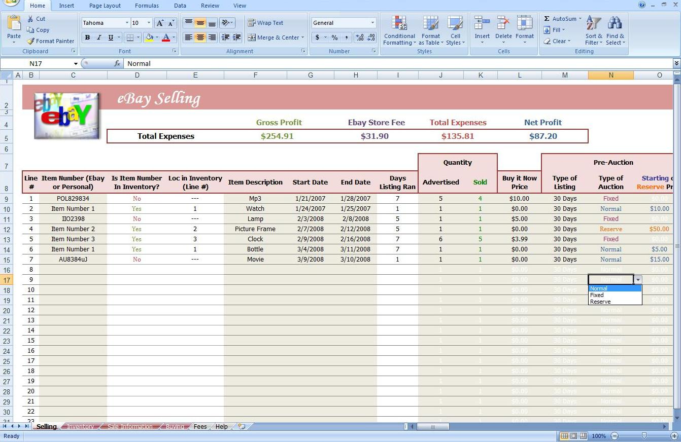 Sales Leads Spreadsheet Templates Nbd