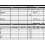 Sample Of Home Budget Spreadsheet