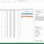 Server Documentation Template Excel