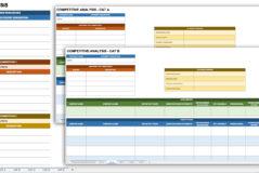 Food Cost Analysis Spreadsheet