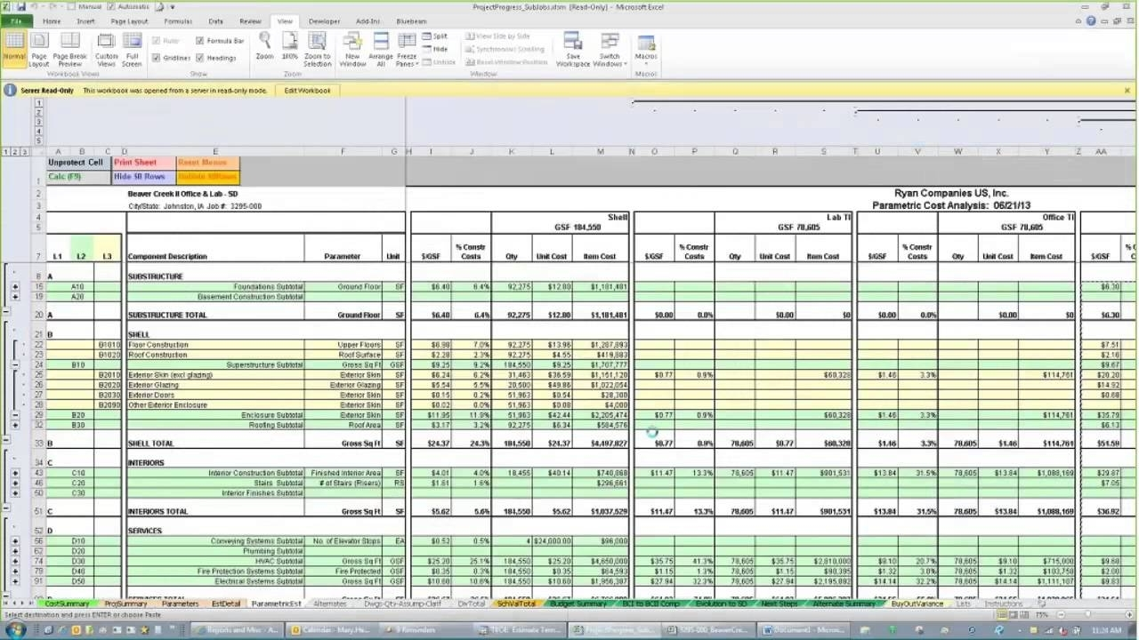 Stock Analysis Excel Template Download | Natural Buff Dog