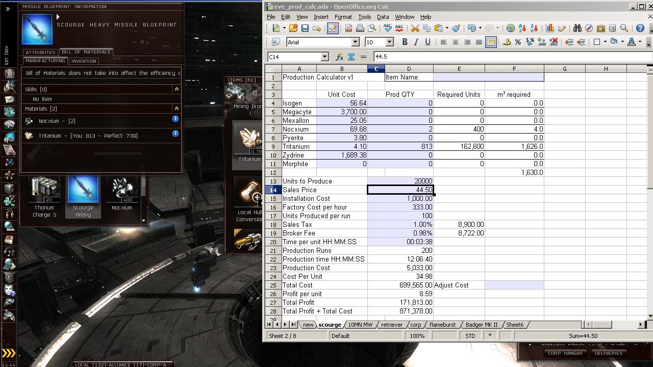 Tf2 Spreadsheets