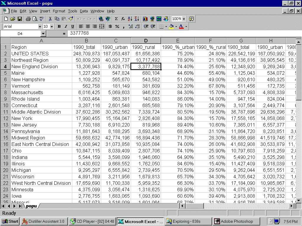 What Is A Spreadsheet In Excel