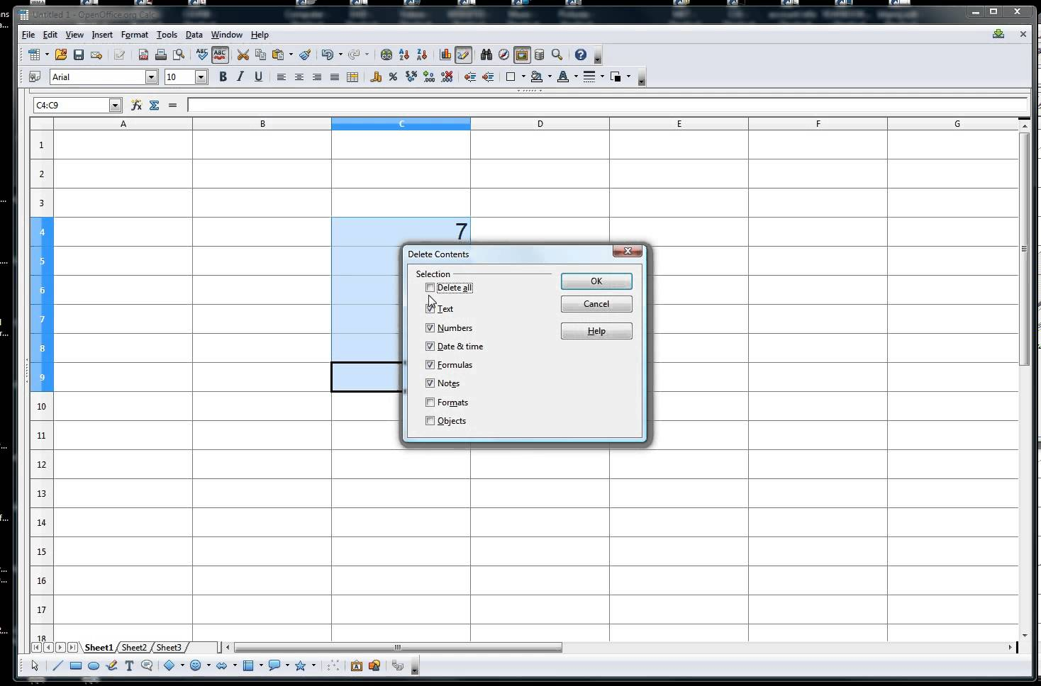 What Is A Spreadsheet Package