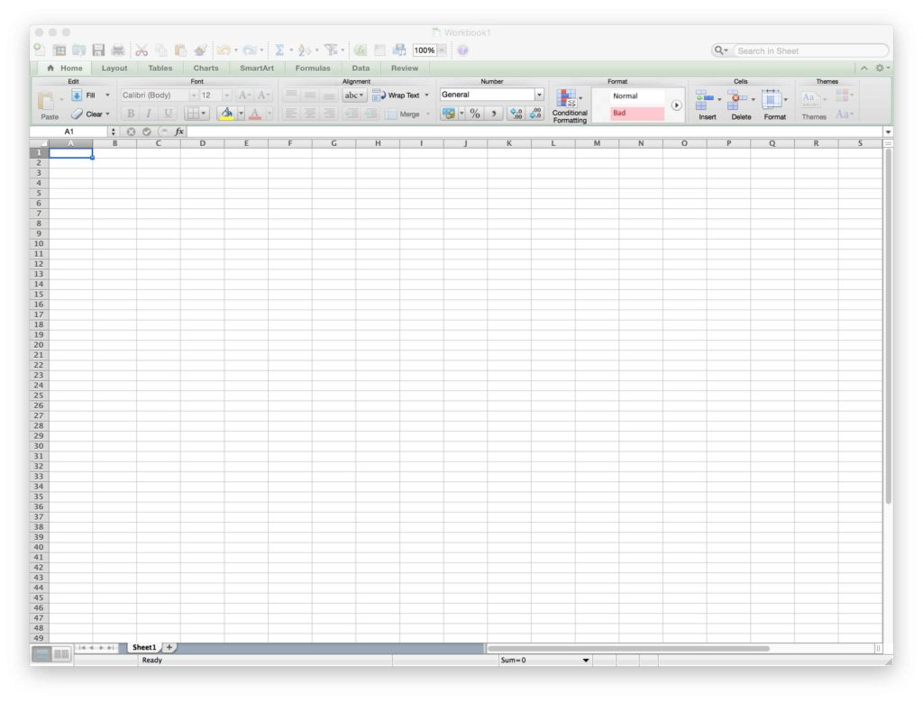 What Is A Spreadsheet Software