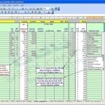 Accounting Template Excel Free