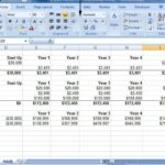 Debt Stacking Excel Spreadsheet