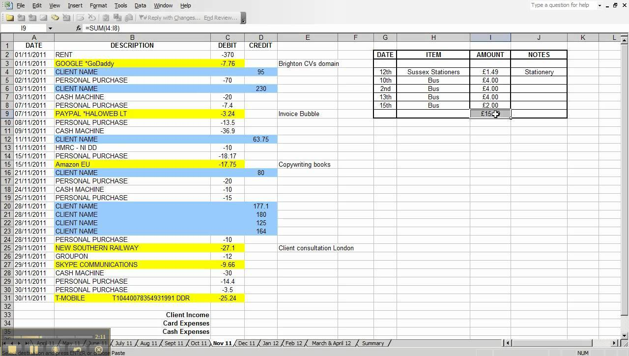 Excel Sheet For Accounting Free Download And Sample Excel Spreadsheet Data For Sales