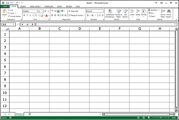 Excel Spreadsheet Class And Spreadsheet Applications Class