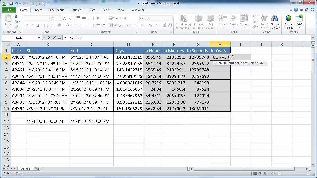 Excel Template To Calculate Hours Worked