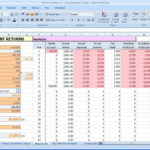 Free Small Business Income And Expense Manager Spreadsheet