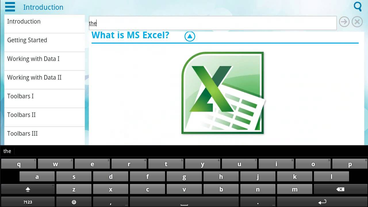 Free Spreadsheet App For Android Tablet