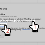 Google Spreadsheet Publish To Web Cell Range