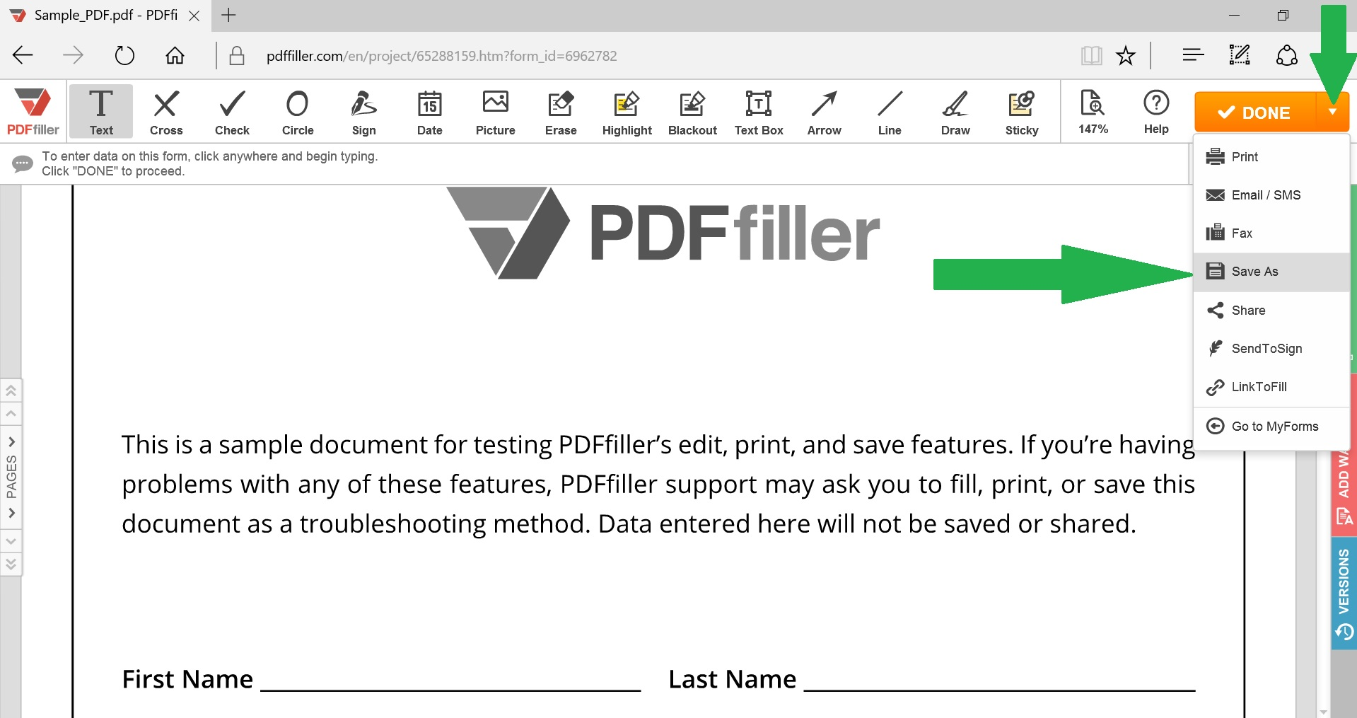 How To Change Pdf To Excel Sheet