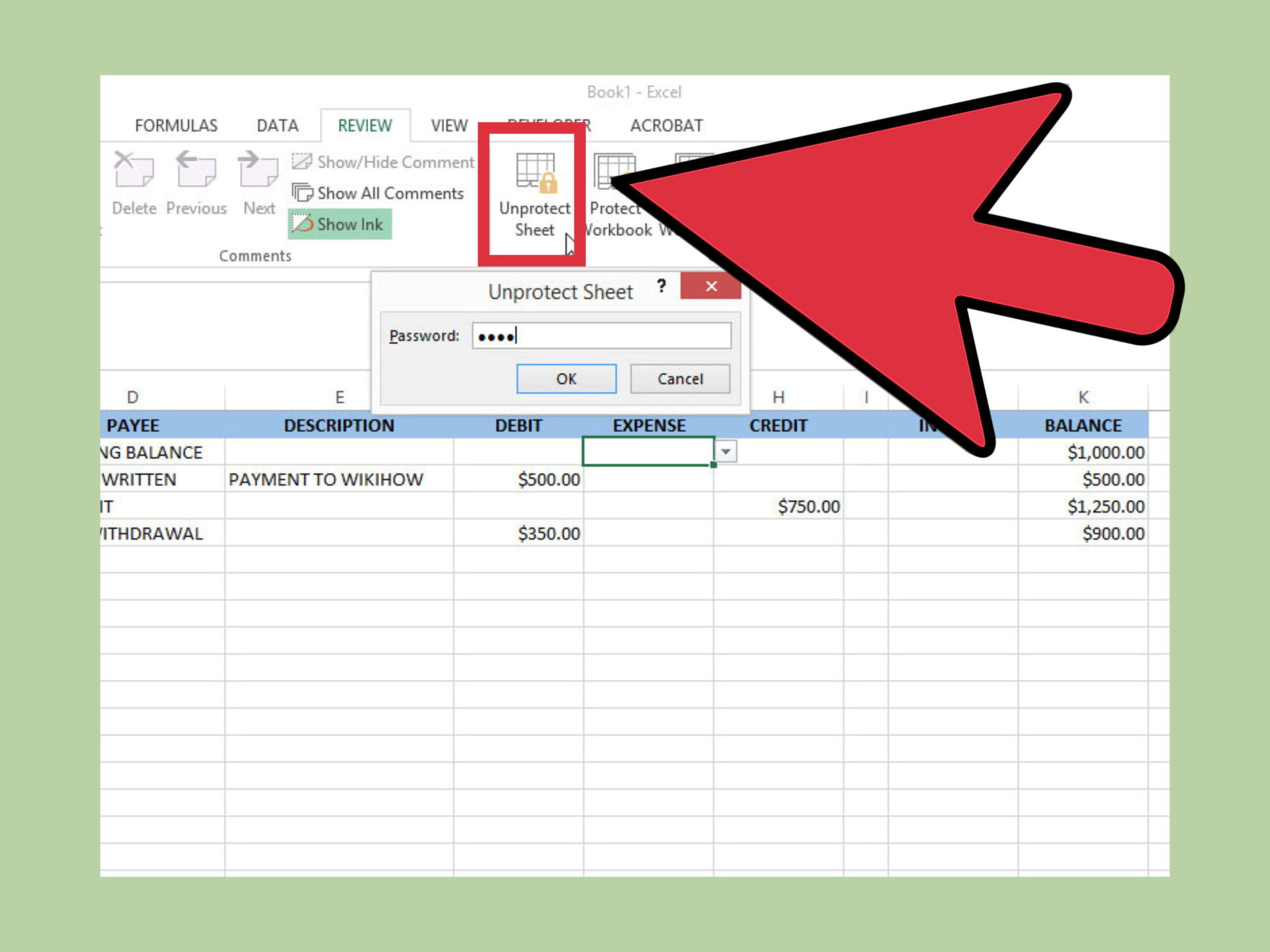 How To Make A Signup Sheet On Microsoft Excel