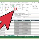 How To Make A Spreadsheet In Microsoft Excel 2007