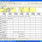 How To Make A Spreadsheet On Microsoft Excel 2007