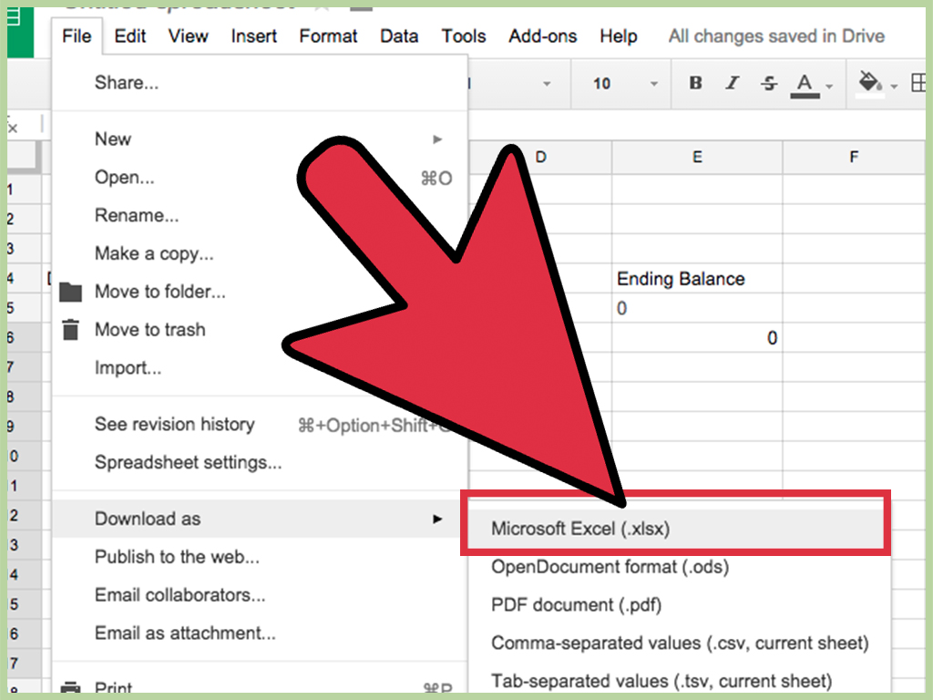 how to add using microsoft excel