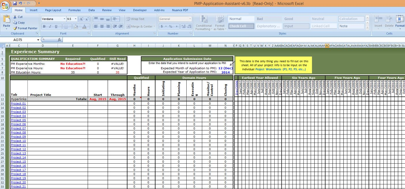 Incident Tracking Spreadsheet Template