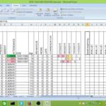 Incident Tracking Template Excel Sheet