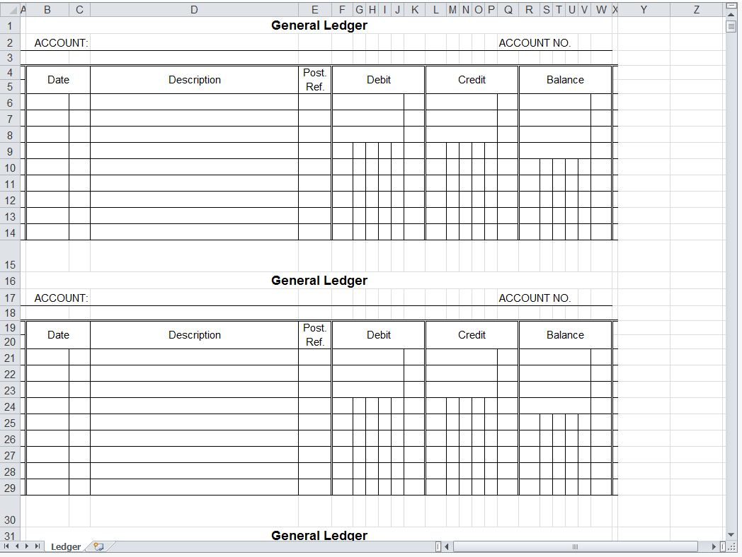Income And Expense Template For Rental Property