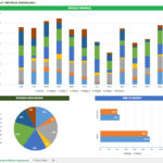 Monthly Sales Report Template Free andMonthly Sales Report Format Free Download
