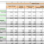 Profit And Loss Worksheet