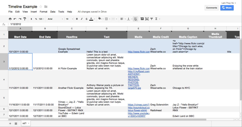 Publish Spreadsheet To Web