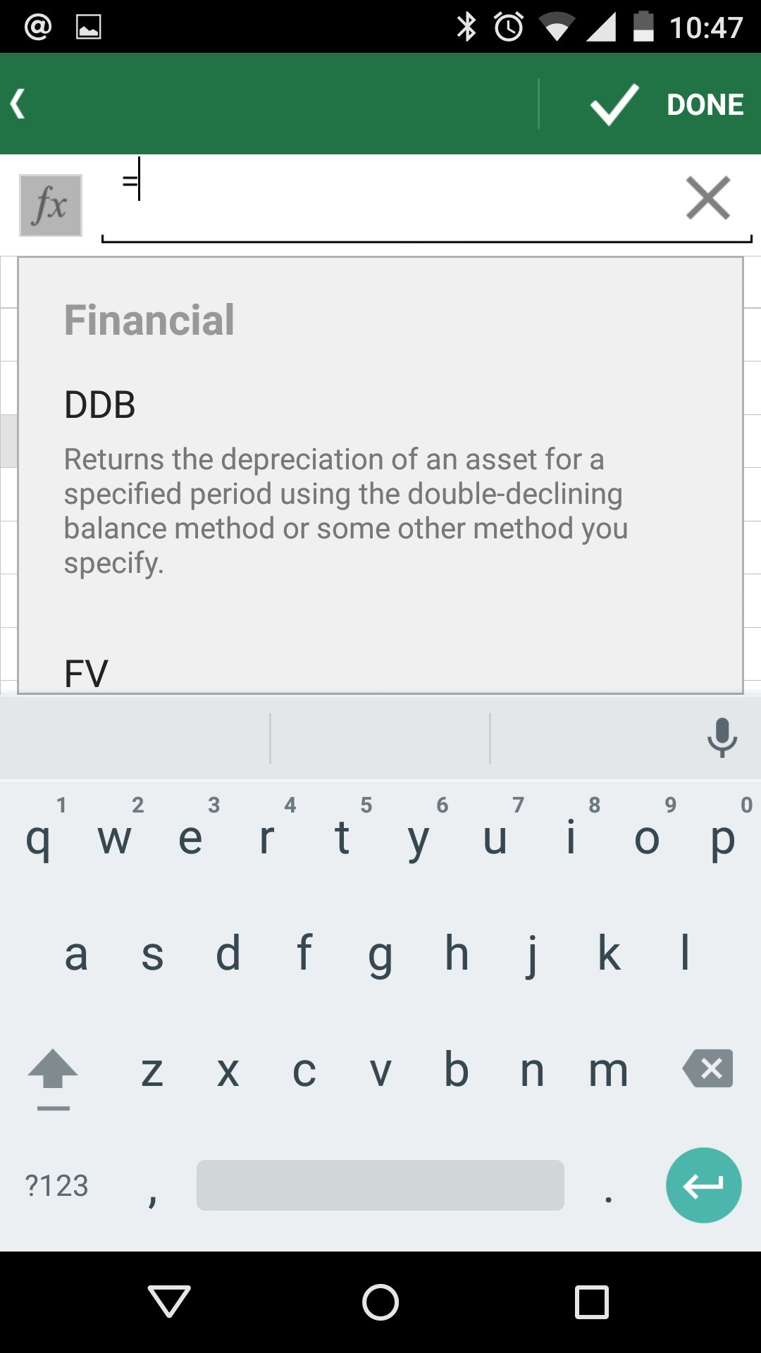 Spreadsheet App For Android Tablet Free