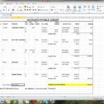 Accounts Payable Tracking Spreadsheet free
