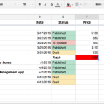 Editable Spreadsheet Html free