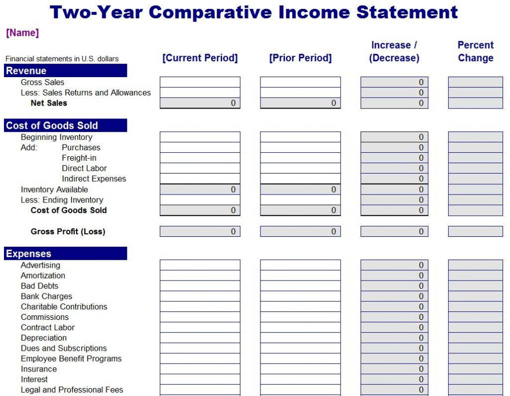 bookkeeping excel spreadsheets free download
