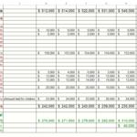 car buying spreadsheet templates
