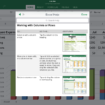 excel spreadsheet app for ipad 2