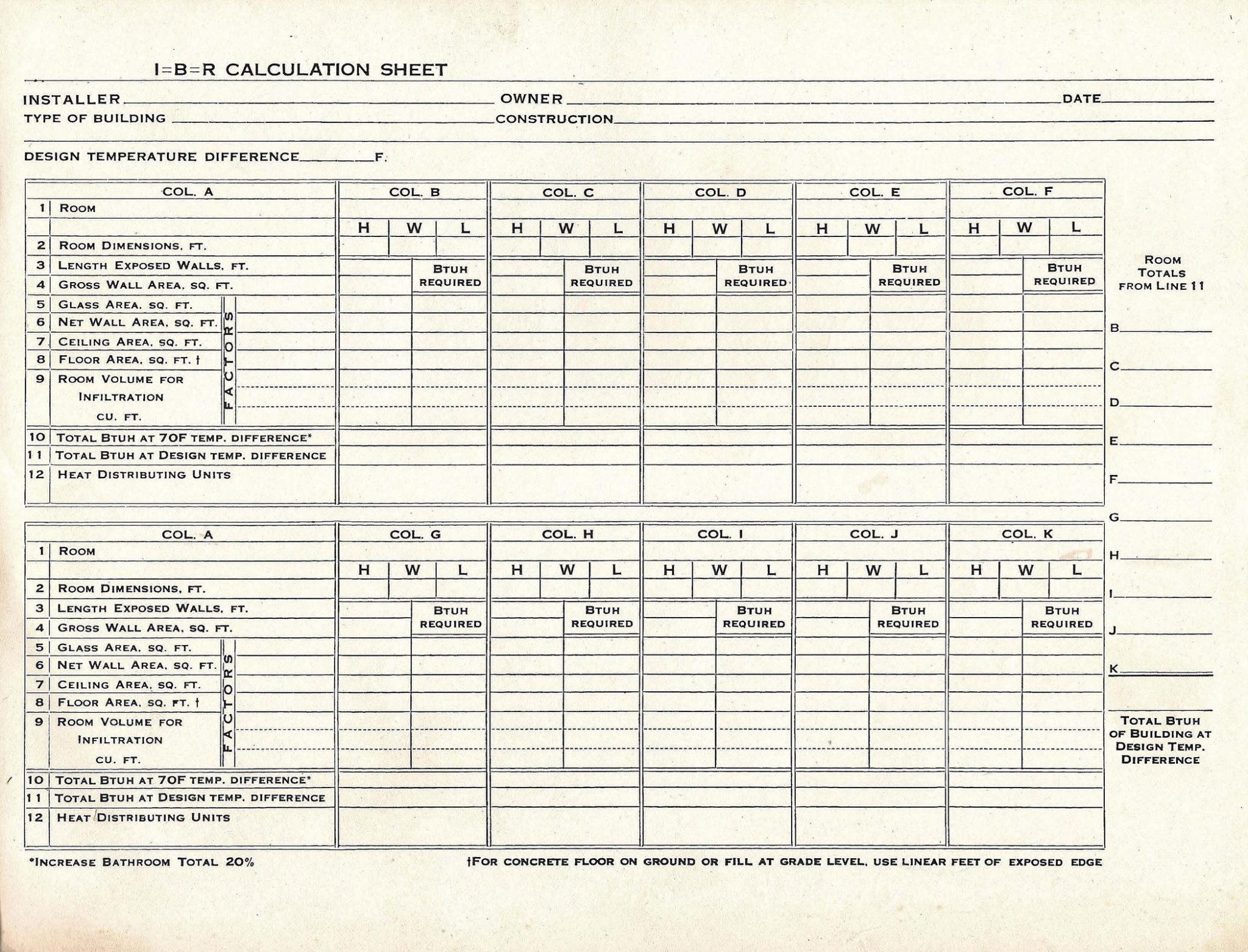 free compressor calculation spreadsheet templates