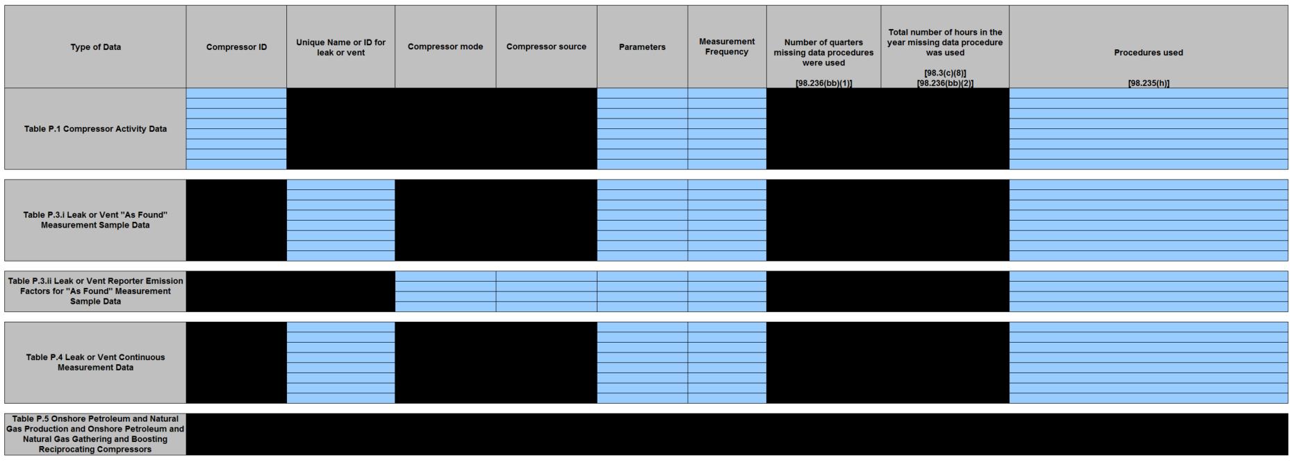 free compressor power calculation spreadsheet