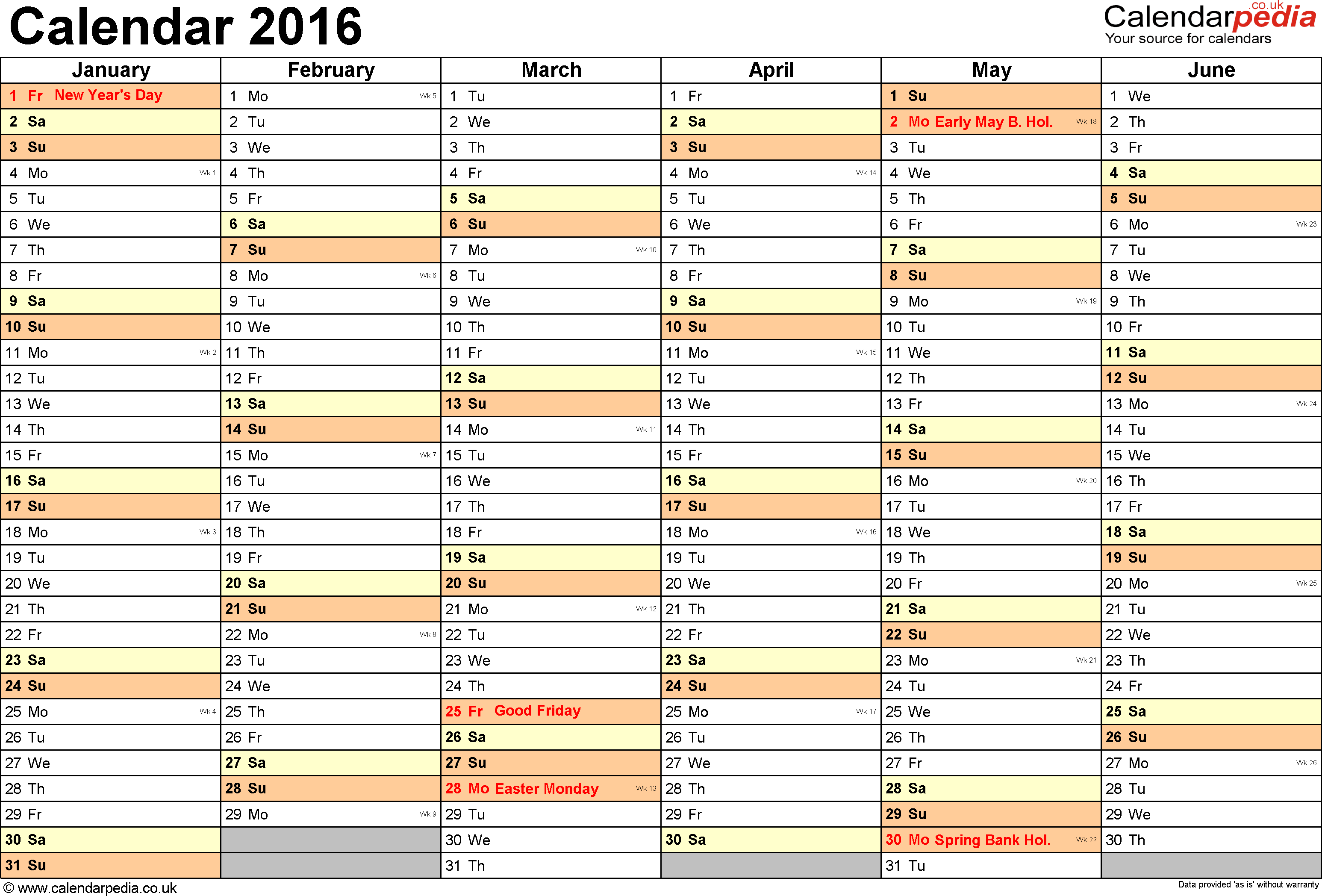Google Docs Calendar Spreadsheet Template download