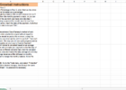 Template tutorial for excel spreadsheets Free