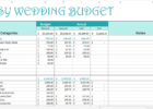 Templates Money Spreadsheet For Spending Download Free