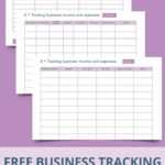 budget tracker spreadsheet free download