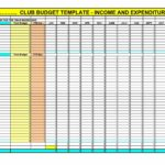 download income and expenses spreadsheet template for small business
