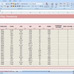 excel formulas for inventory control