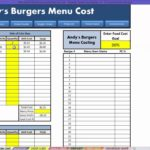 food costing calculator
