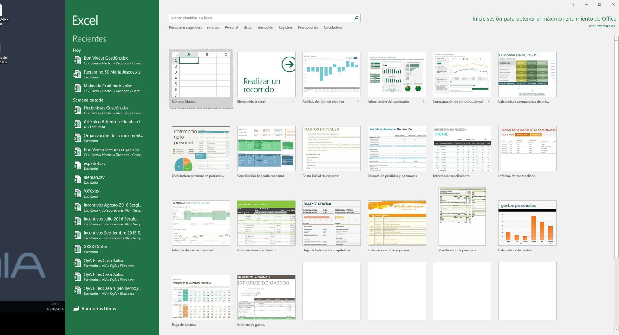 free spreadsheet app for windows 8
