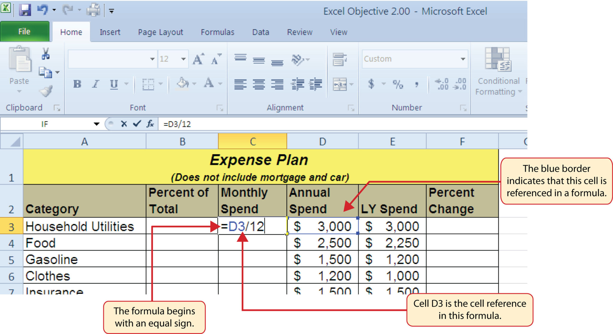 how to write if greater than in excel