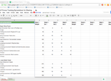 how to add excel spreadsheet to google docs